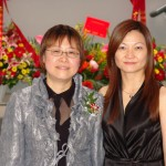 President Elsa Wong and Principal Consultant of Hong Kong Economic and Trade Office, Catherine Yuen
